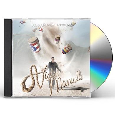 Victor Manuelle QUE SUENEN LOS TAMBORES CD