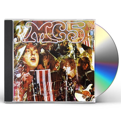 MC5 KICK OUT JAMS CD