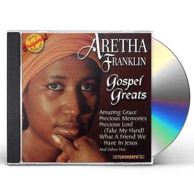Aretha Franklin   GOSPEL GREATS CD