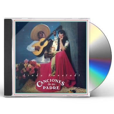 Linda Ronstadt CANCIONES DE MI PADRE CD