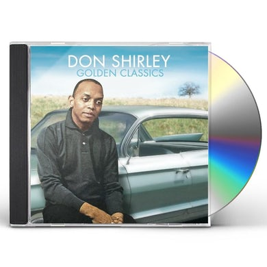 Don Shirley GOLDEN CLASSICS CD