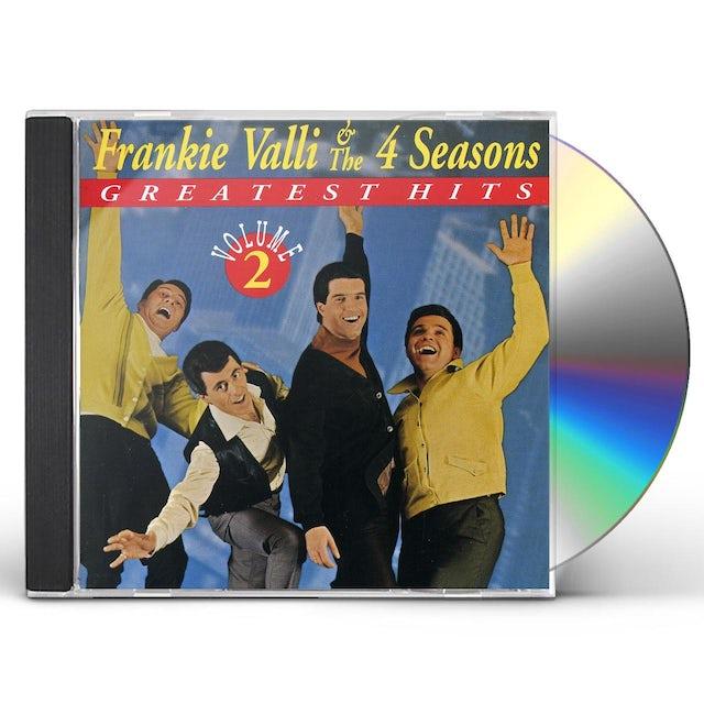 Frankie Valli & Four Seasons GREATEST HITS 2 CD