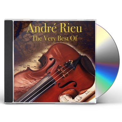 Andre Rieu VERY BEST OF CD