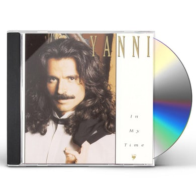 Yanni IN MY TIME CD