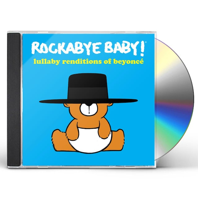 Rockabye Baby LULLABY RENDITIONS OF BEYONCE CD