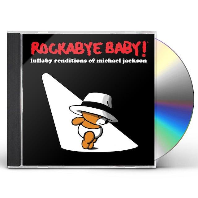 Rockabye Baby LULLABY RENDITIONS OF MICHAEL JACKSON CD