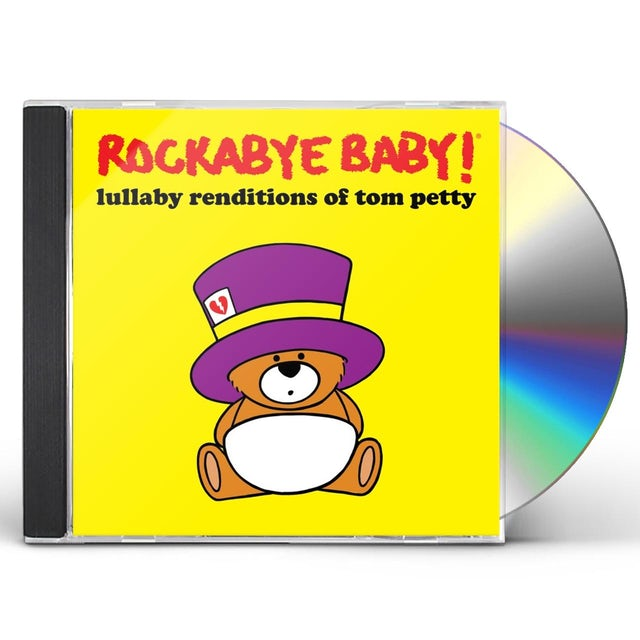 Rockabye Baby LULLABY RENDITIONS OF TOM PETTY CD