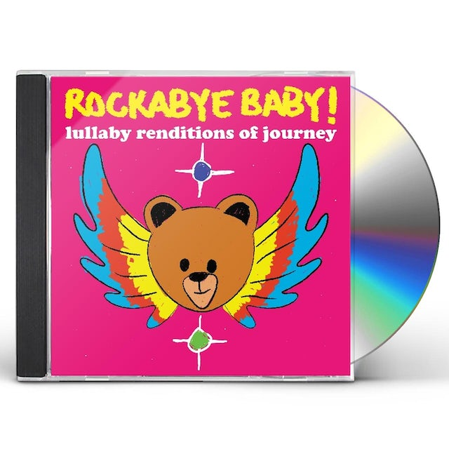 Rockabye Baby LULLABY RENDITIONS OF JOURNEY CD