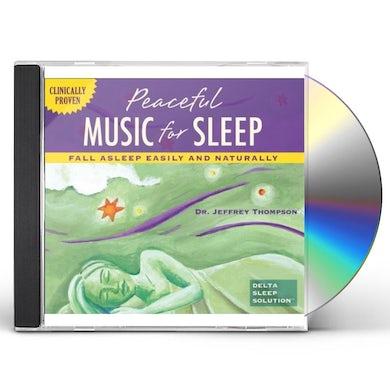 Jeffrey Thompson PEACEFUL MUSIC FOR SLEEP CD