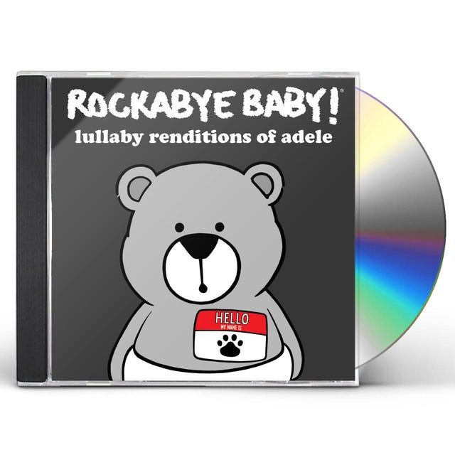 Rockabye Baby LULLABY RENDITIONS OF ADELE CD