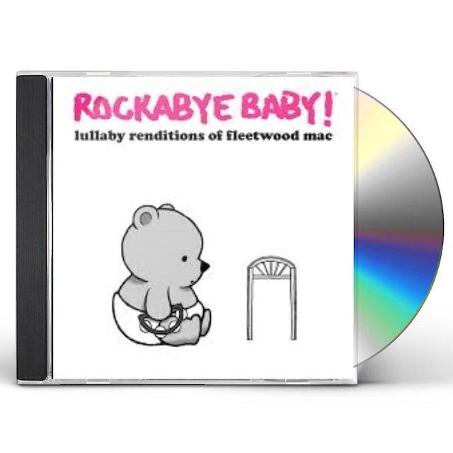 Rockabye Baby LULLABY RENDITIONS OF FLEETWOOD MAC CD