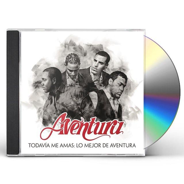 TODAVIA ME AMAS: LO MEJOR DE AVENTURA CD