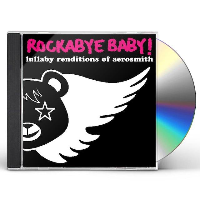 Rockabye Baby LULLABY RENDITIONS OF AEROSMITH CD