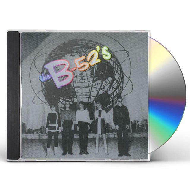 The B-52's TIME CAPSULE - SONGS FOR A FUTURE G CD