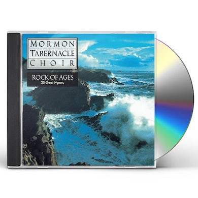 Mormon Tabernacle Choir ROCK OF AGES CD
