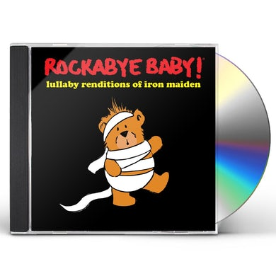 Rockabye Baby! Lullaby Renditions Of Iron Maiden CD