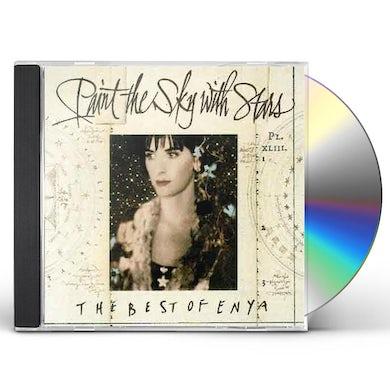 Enya PAINT SKY WITH STARS CD
