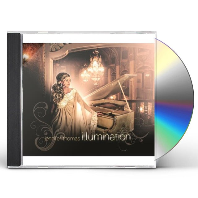 Jennifer Thomas ILLUMINATION CD