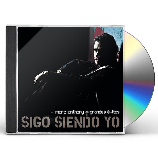 Marc Anthony SIGO SIENDO YO: GRANDES EXITOS CD