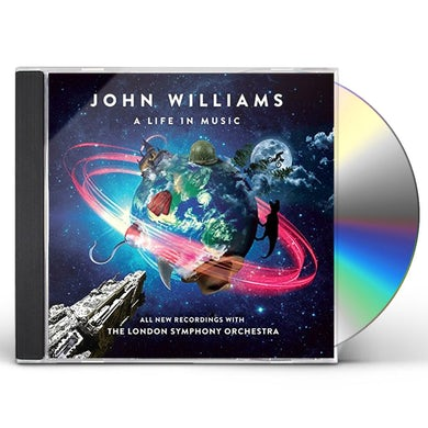 London Symphony Orchestra JOHN WILLIAMS: A LIFE IN MUSIC CD