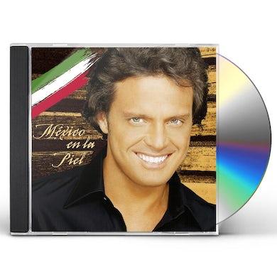 Luis Miguel MEXICO EN LA PIEL CD