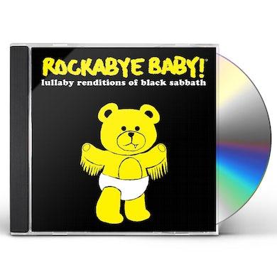 Rockabye Baby! LULLABY RENDITIONS OF BLACK SABBATH CD