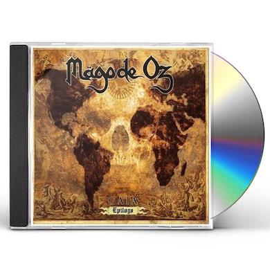 Mago De Oz GAIA EPILOGO CD