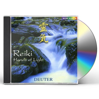 Deuter REIKI HANDS OF LIGHT CD