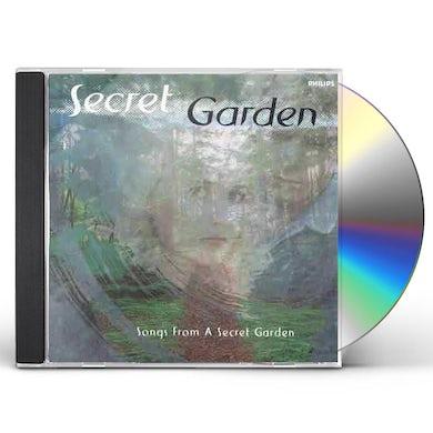 SONGS FROM A SECRET GARDEN CD