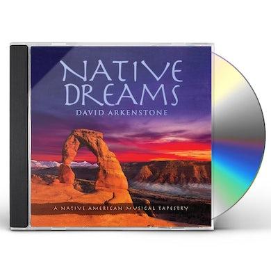 David Arkenstone NATIVE DREAMS CD