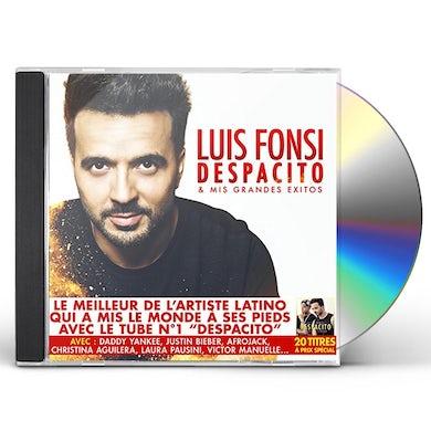 Luis Fonsi DESPACITO & MIS GRANDES EXITOS CD
