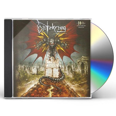 Blitzkrieg TIME OF CHANGES CD