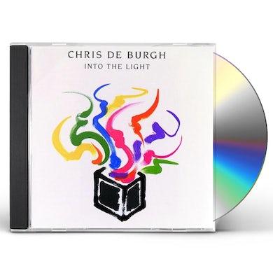 Chris De Burgh INTO THE LIGHT CD