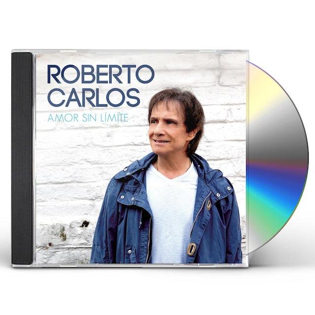 Roberto Carlos AMOR SIN LIMITE CD