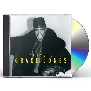 Grace Jones CLASSIC: MASTERS COLLECTION CD