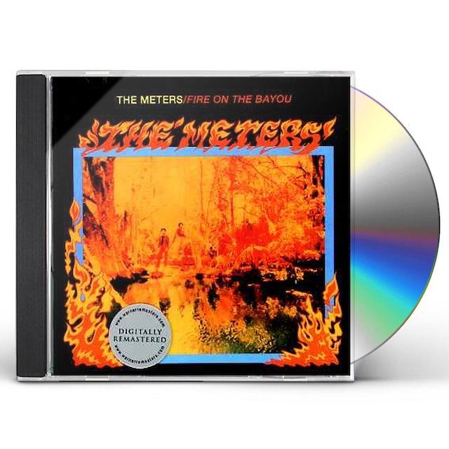 Meters FIRE ON BAYOU CD