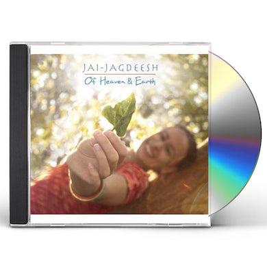 Jai-Jagdeesh OF HEAVEN & EARTH CD