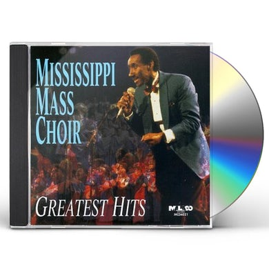 Mississippi Mass Choir GREATEST HITS CD