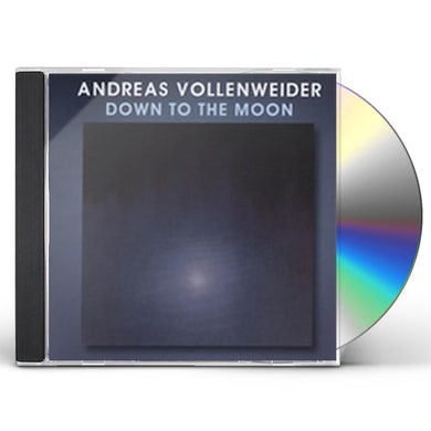 Andrea Vollenweider DOWN TO THE MOON CD