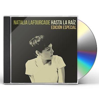 Natalia Lafourcade HASTA LA RAIZ (EDICION ESPECIAL) CD