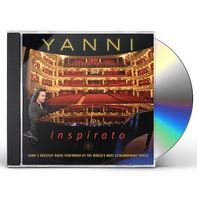 Yanni INSPIRATO CD