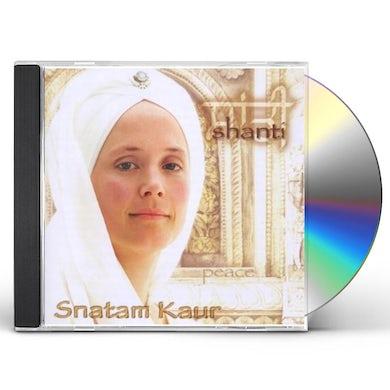Snatam Kaur SHANTI CD