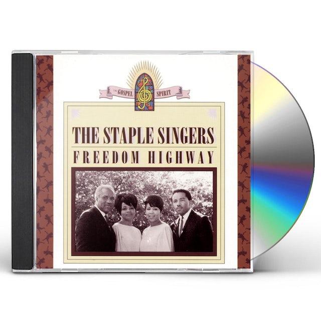 The Staple Singers FREEDOM HIGHWAY CD