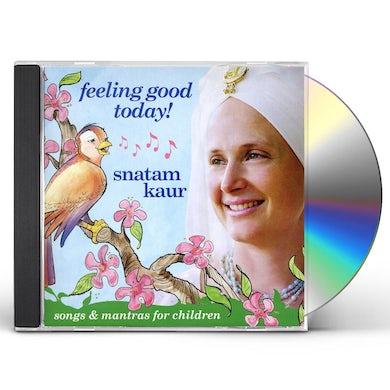 Snatam Kaur FEELING GOOD TODAY CD