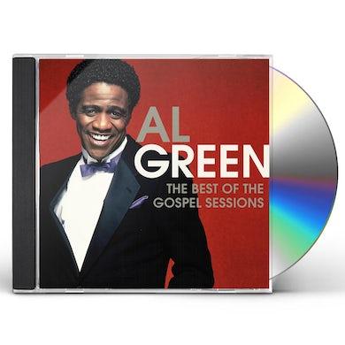 Al Green BEST OF THE GOSPEL SESSIONS CD