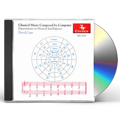 Cope CLASSICAL MUSIC COMPOSED BY COMPUTER CD