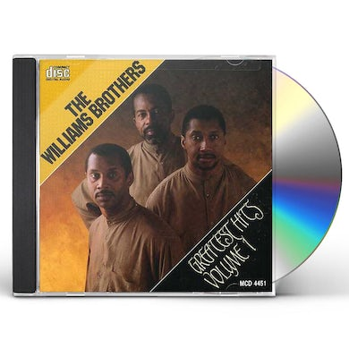 Williams Brothers GREATEST HITS 1 CD