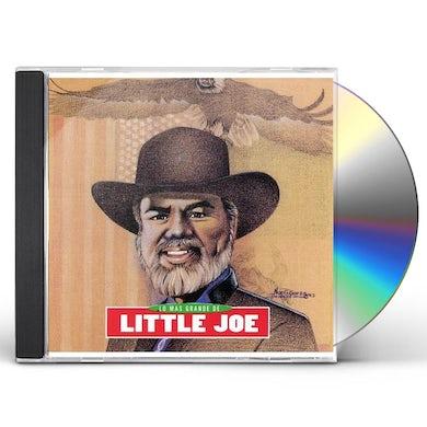 LO MAS GRANDE DE LITTLE JOE CD