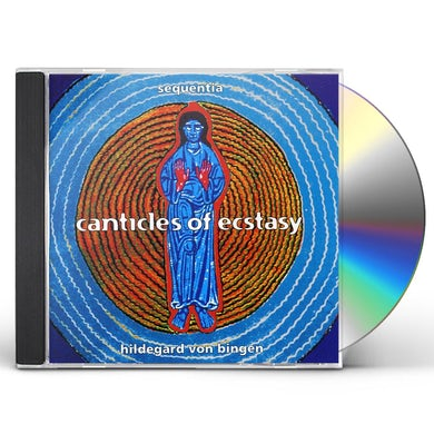 Hildegard von Bingen CANTICLES OF ECSTASY CD