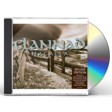 Clannad MACALLA CD